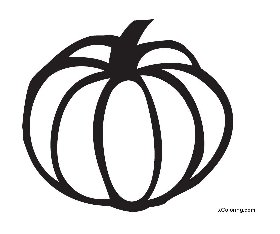 free coloring pages Pumpkin